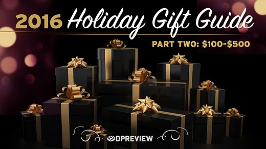 2016 Holiday Gift Guide: $100-500 1