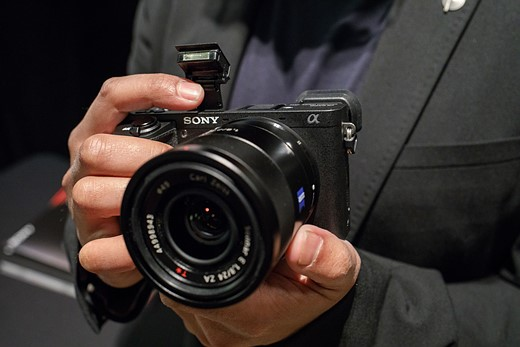 Hands-on and in-depth with the Sony a6500 9