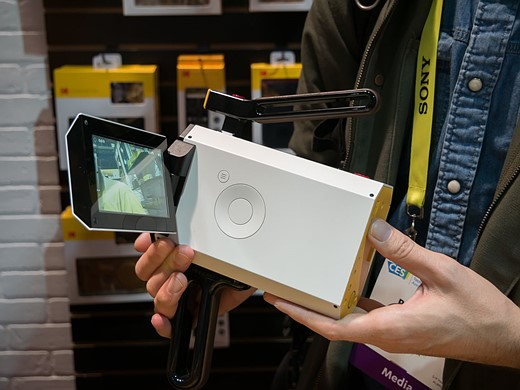 CES 2017: Hands-on with the Kodak Super 8 3
