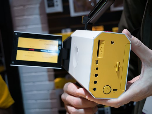 CES 2017: Hands-on with the Kodak Super 8 7