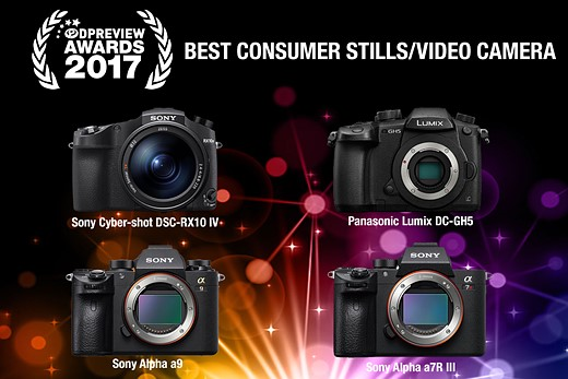 Our favorite gear, rewarded: DPReview Awards 2017 14
