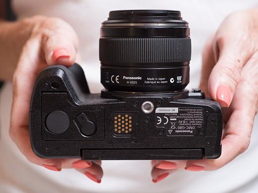 Hands-on with the Panasonic Lumix DMC-G85 5