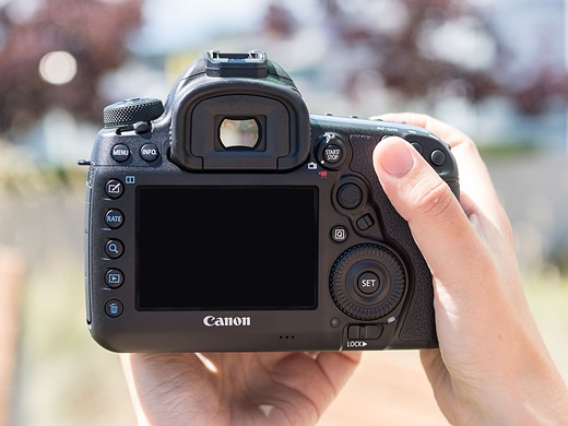 Canon EOS 5D IV: What you need to know 6
