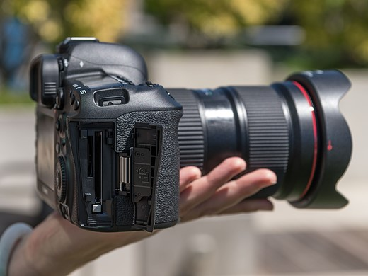 Canon EOS 5D IV: What you need to know 8