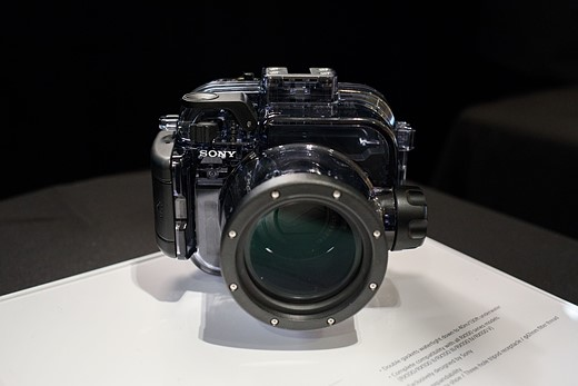 Hands-on with the Sony Cyber-shot RX100 V 8