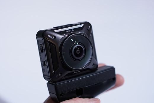 Hands-on with Nikon's latest kit at Photokina 5