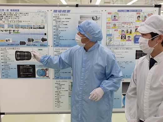 The home of the L-series: We tour Canon's Utsunomiya factory 19