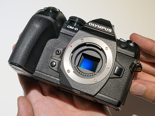 Photokina 2016: Hands-on with Olympus OM-D E-M1 II 4