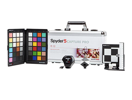 Datacolor releases Spyder5CAPTURE PRO color calibration kit 1