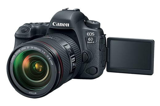 Canon EOS 6D Mark II firmware 1.0.4 update fixes 'rare' operational bugs