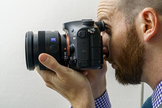 Photokina 2016: Hands-on with Sony a99 II 3