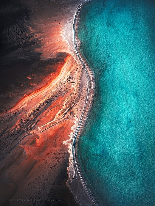 Take flight over Australia: aerial photos by Scott McCook 3
