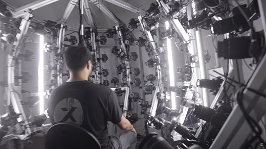 Video: This is what happens when you make a bullet-time rig out of 15 Raspberry Pi cameras