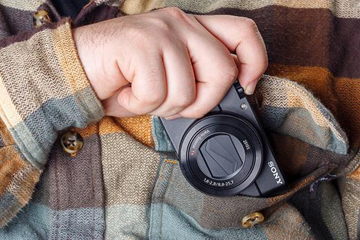 Canon G1 X III vs. Sony Cybershot RX100 V 8