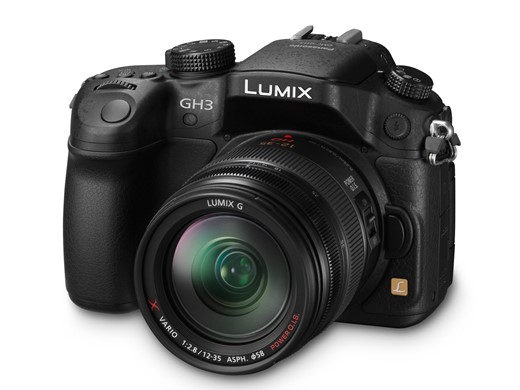 Panasonic announces upcoming firmware update for GH3 camera and