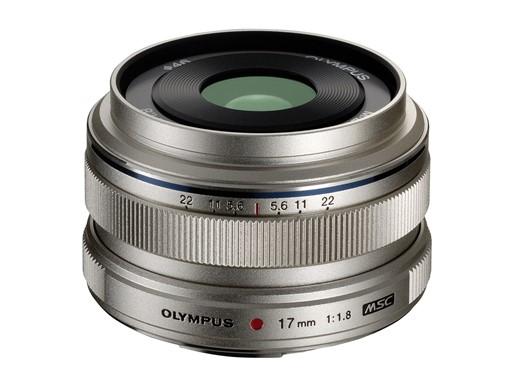 Olympus LC-48B Metal Lens Cap for M.Zuiko Digital 17mm 1:1.8 Lens Black