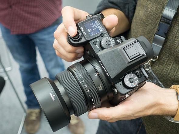 UPDATED - Photokina 2016: Hands-on with Fujifilm GFX 50S: Digital ...