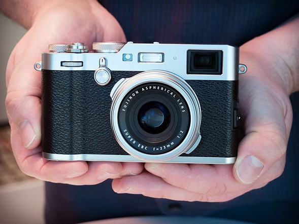 Image result for Fujifilm X100F