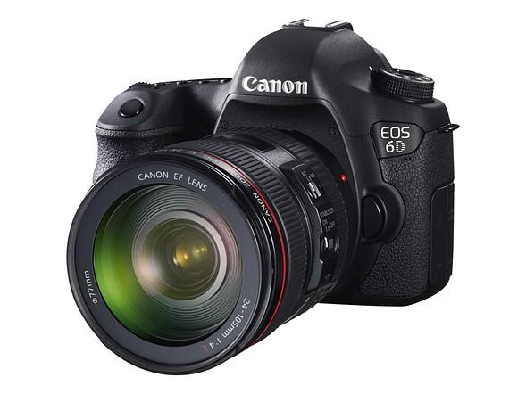 2012: Canon EOS 6D