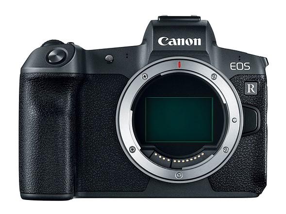 2018: Canon EOS R