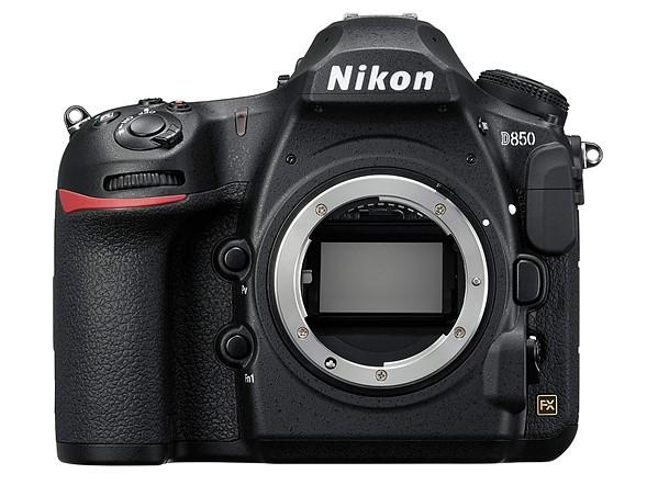 2017: Nikon D850