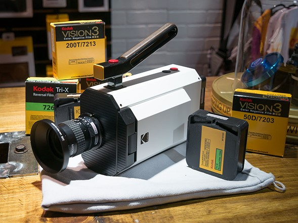CES 2017: Hands-on with Kodak Super 8