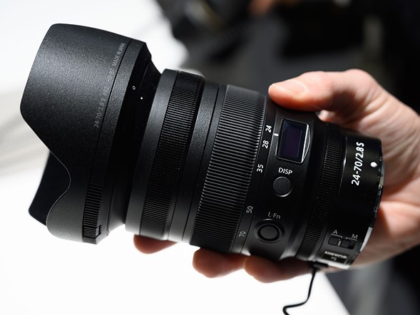 CP+ 2019: Hands-on with Nikon Z 24-70mm F2 8 S: Digital