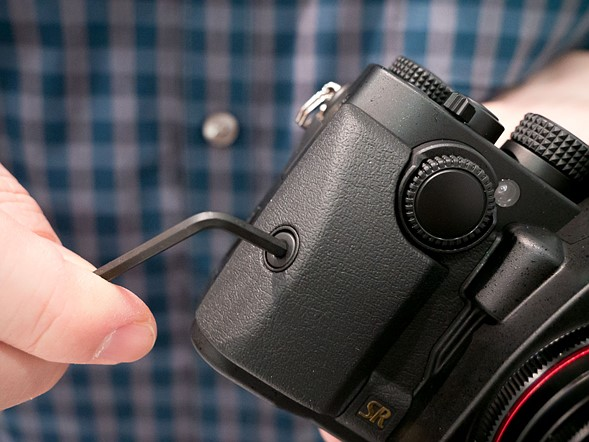 Hands-on with new Pentax KP