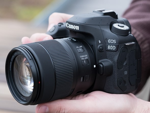 Newly enthused: hands on with the Canon EOS 80D: Digital ...