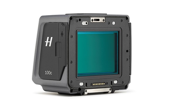Hasselblad's 100MP H6D-100c digital back is now available to