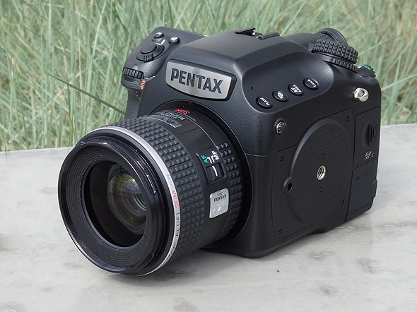 This is why the Pentax 645Z DxOMark score of 101 was never published