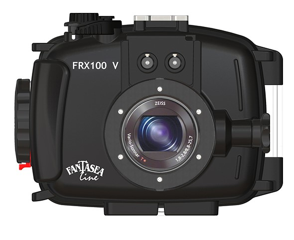 Fantasea FRX100 V underwater housing released for Sony RX cameras 1