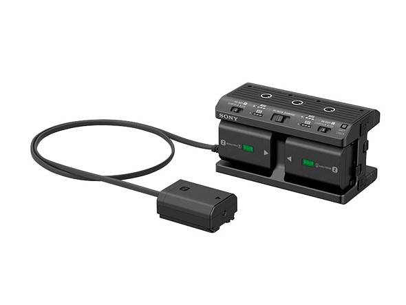 Finally! Sony NPA-MQZ1K Multi-Battery Adaptor Kit provides power for ...