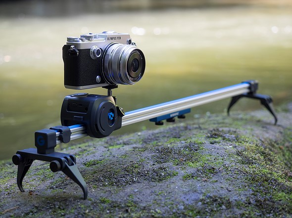 Review: Grip Gear Movie Maker 2: Digital Photography Review