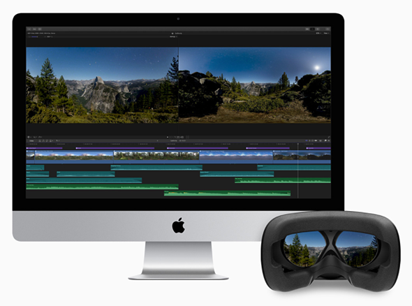 Final Cut Pro X 10.4 adds HDR support, VR video editing, and (finally!) curves