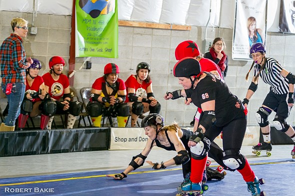 What learning photography and roller derby have in common 1