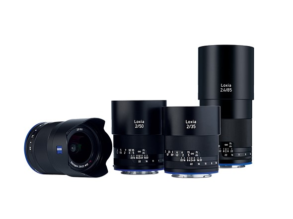 Zeiss adds 85mm F2.4 to Loxia line for full-frame E-mount: Digital ...