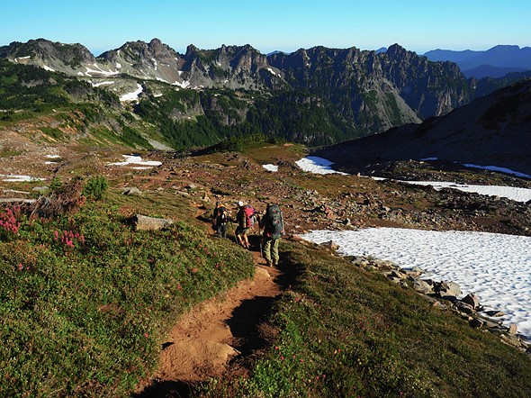Worth the Weight: Ultralight backpacking photography with the Olympus PEN-F 6