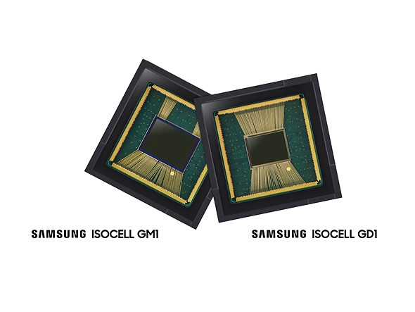 Samsung announces two new 1/2-inch sensors likely destined