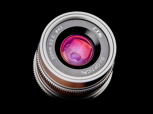 7Artisans unveils range of low cost, fast lenses for mirrorless