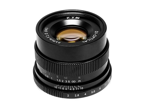 7Artisans unveils range of low cost, fast lenses for mirrorless cameras 3