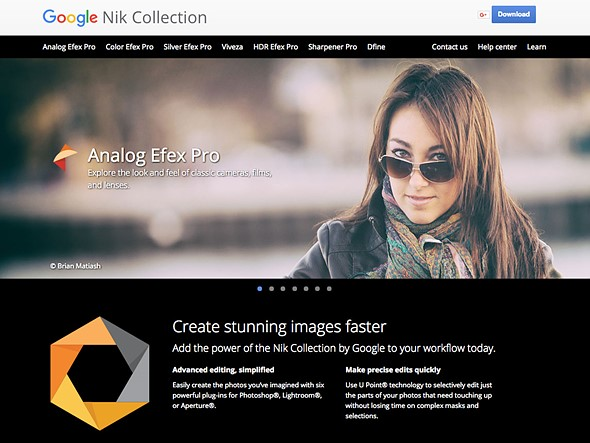 teatro expandir petrolero  DxO acquires Nik Collection from Google and will continue to offer it for  free... for now: Digital Photography Review