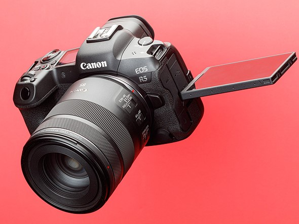 Canon EOS R5 initial review: Digital Photography Review
