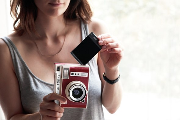 Lomography Lomo'Instant Automat camera launches on Kickstarter 1