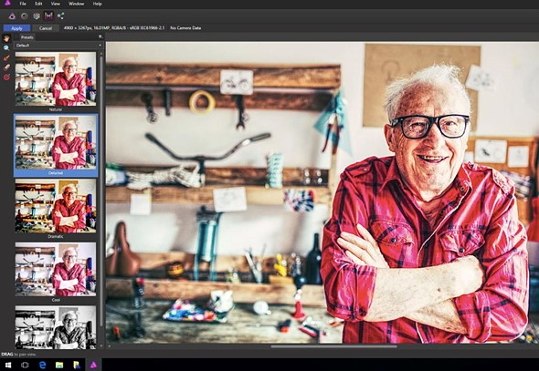 Affinity Photo beta now available for Windows 1