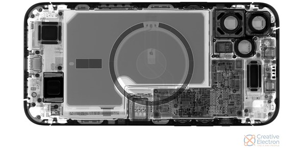 iFixit tears down the iPhone 12 Pro Max, showcasing new camera tech