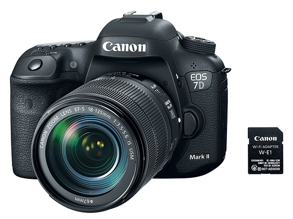 Canon EOS 7D Mark II firmware 1.1.0 now available 1