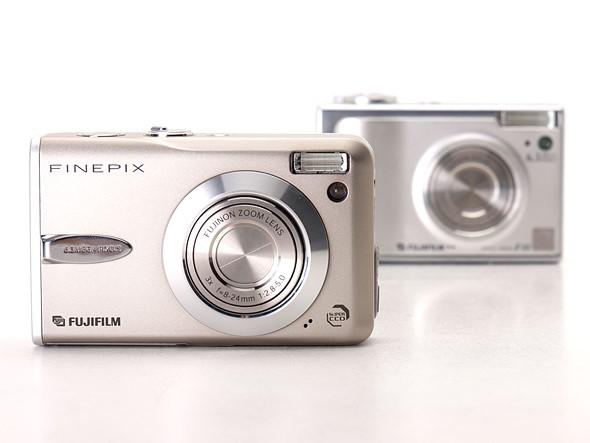 Throwback Thursday: Fujifilm F10 7
