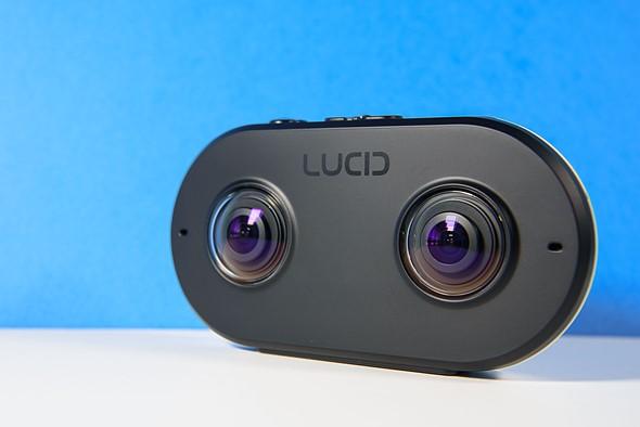 Lucid VR begins sales of its LucidCam 3D VR camera 1