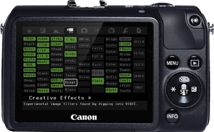 Canon eos m3 magic lantern firmware
